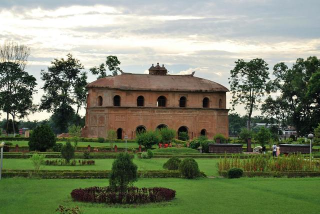 Ranghar - The game pavillion of royal family