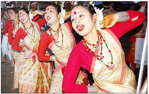 Colors of Bihu 2011